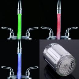 LED насадка на смеситель