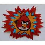 Футболка с эквалайзером AngryBird