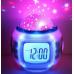 Часы музыкальные с проектором звездное небо