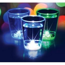 Светящиеся рюмки (набор из 3 штук)