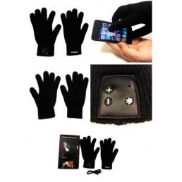 Сенсорные Bluetooth перчатки
