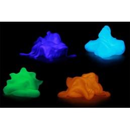 Светящийся нано пластилин