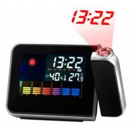 LED будильник с проектором