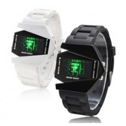 Электронные LED часы